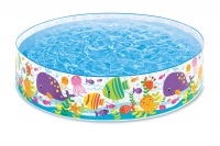 Бассейн детский Intex 56452NP Ocean Play Snapset Pool (от 3 лет)