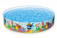 Бассейн детский Intex 56453NP Ocean Reef Snapset Pool (от 3 лет)