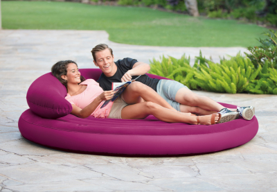 Надувной диван Intex 68881NP Ultra Daybed Lounge (без насоса)