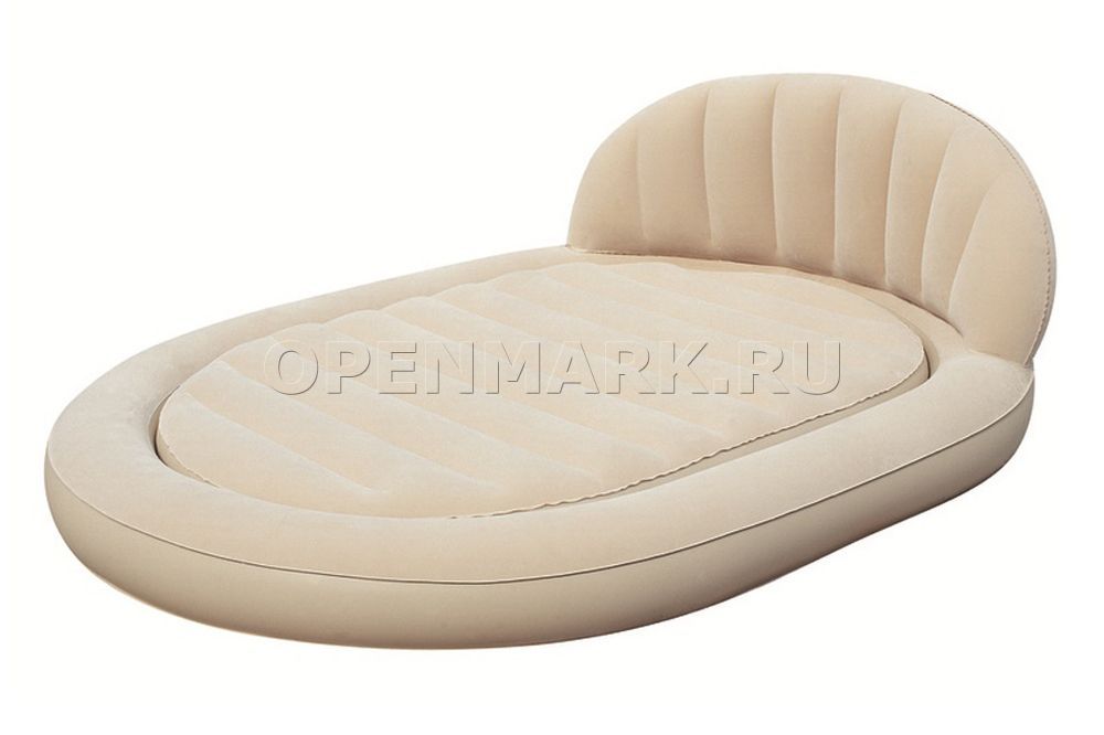 Bestway двуспальный надувной матрас royal round детский матрас matroluxe balu 2 in 1