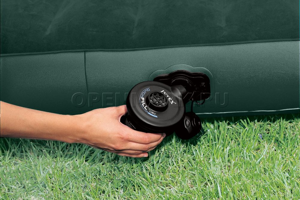 intex quick fill battery pump instructions
